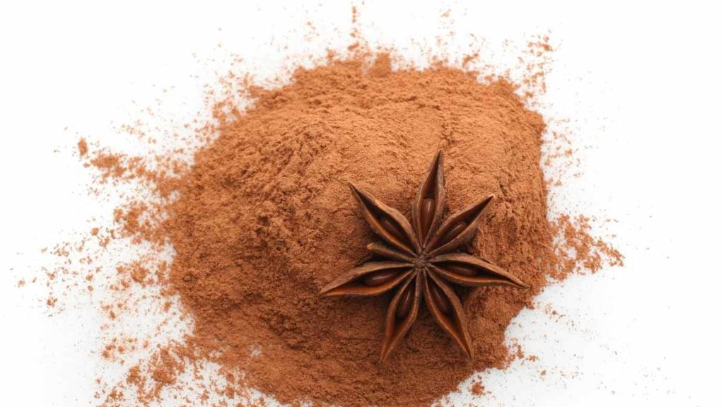 star anise substitute chinese 5 spice