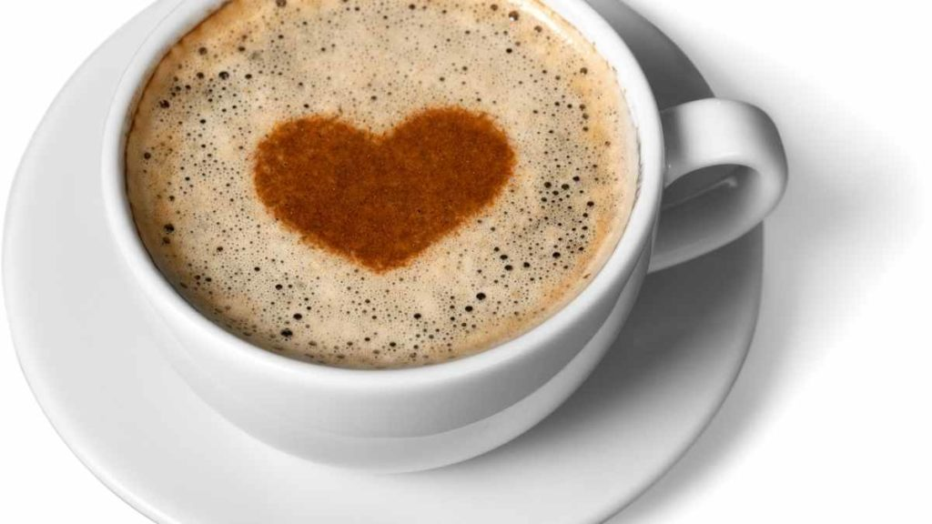 Love Protein Powder in Coffee